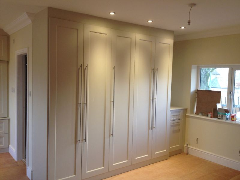A Selection Of Our Fitted Bedroom Furniture